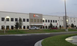 This Amazon warehouse in Ruskin, FL is one of many the e-commerce giant has opened in recent years.