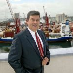 Manuel Almira, exec. director of the Port of Palm Beach. (Bill Ingram/Palm Beach Post)